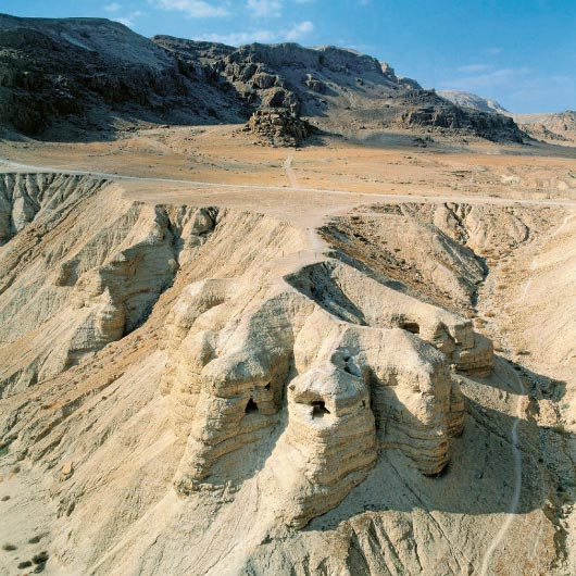 Image result for dead sea scrolls found in 1947